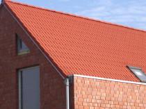 Holzkontor Kuhlenfeld, Dacheindeckung, Dachpfannen, Dachziegel