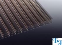 Doppelstegplatten, Terrasseüberdachung