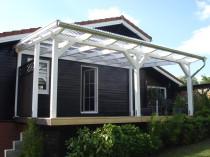 Holzkontor Kuhlenfeld, Terrassen, Überdachung, Lichtplatten