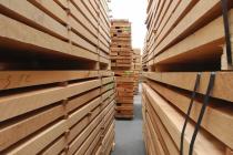 Holzkontor Kuhlenfeld, Bauholz, Querschnitte, Kantholz, Konstruktionsvollholz