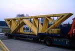 Verladung Transport Nagelplattenbinder