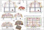 Arbeitsvorbereitung Holzbau, Dachstuhl