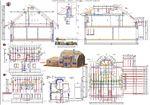 Werkplanung Holzbau, CAD, Maschienenansteuerung, CNC-Abbund