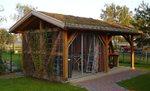 Holzlager, Abbund