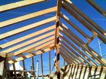 Dachtragwerk, CNC-Abbund, Planung Sonderkonstruktion
